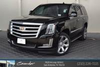 New 2018 Cadillac Escalade RWD Premium Luxury VIN1GYS3CKJ9JR340665 Stock Number8E2488