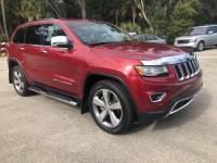 2014 Jeep Grand Cherokee Limited 4x4 SUV V-6 cyl