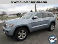 Used 2012 Jeep Grand Cherokee For Sale at Duncan Suzuki   VIN: 1C4RJFBG7CC317424