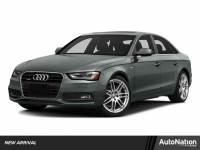 2016 Audi A4 2.0T Premium Plus
