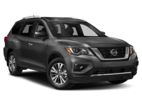 New 2019 Nissan Pathfinder S 4WD