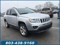 Pre-Owned 2011 Jeep Compass Base FWD 4D Sport Utility