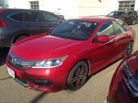 Used 2016 Honda Accord Sport For Sale in Monroe, OH