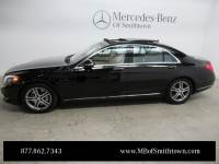 Certified Pre-Owned 2016 Mercedes-Benz S 550 AWD 4MATIC®