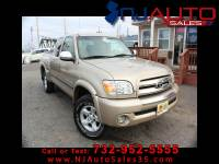 2005 Toyota Tundra SR5 Stepside Access Cab 4WD
