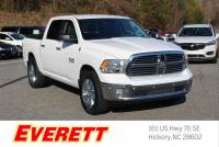 Pre-Owned 2017 RAM 1500 Big Horn Crew Cab 4X4 4WD