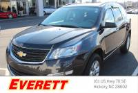 Certified Pre-Owned 2016 Chevrolet Traverse LS FWD FWD SUV