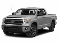 Used 2016 Toyota Tundra SR 4x4 SR Double Cab Pickup LB (5.7L V8 FFV) in Chandler, Serving the Phoenix Metro Area
