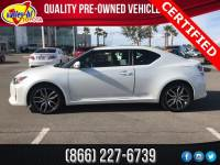 Certified Pre Owned 2015 Scion tC Base Coupe for Sale in Victorville near Barstow
