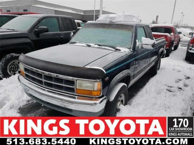 Photo Used 1995 Dodge Dakota Base Truck Club Cab in Cincinnati, OH