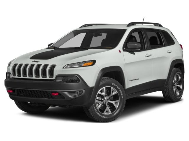 Photo 2015 Jeep Cherokee Trailhawk 4x4 SUV for sale in Houston, TX