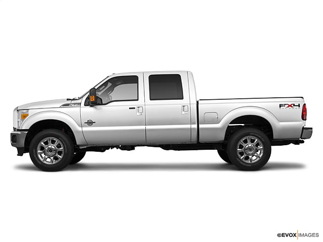 Photo Used 2011 Ford F-350 Truck Crew Cab in MERCED, CA