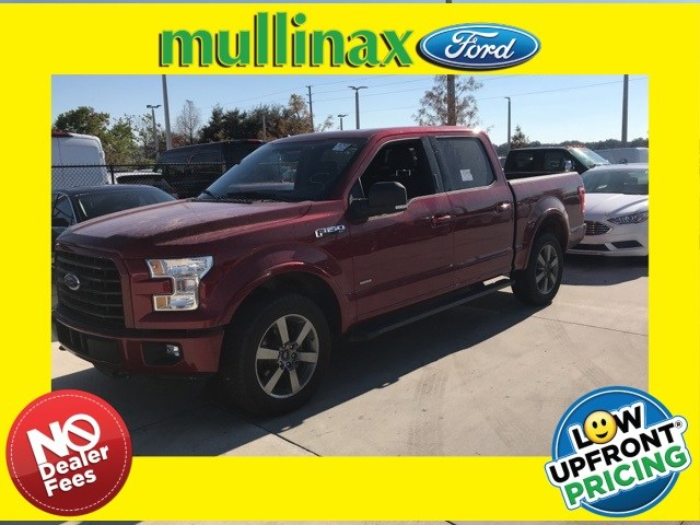 Photo Used 2016 Ford F-150 XLT Sport W 3.5L Ecoboost, 20 Wheels, Navigation Truck SuperCrew Cab V-6 cyl in Kissimmee, FL