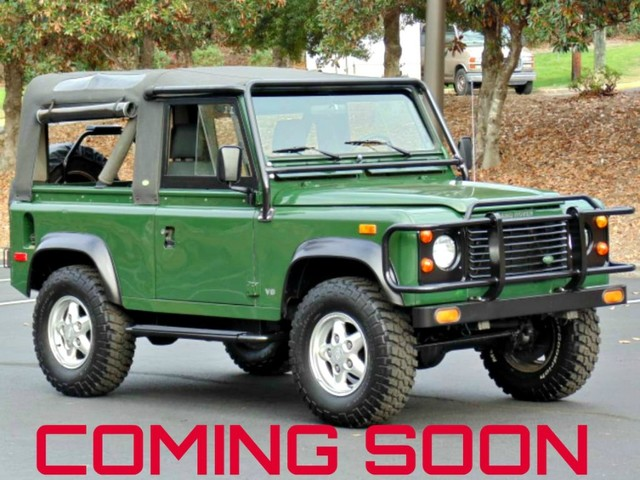 Photo 1994 Land Rover Defender 90 Soft Top