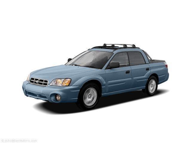 Photo Used 2006 Subaru Baja Sport in Cheyenne, WY