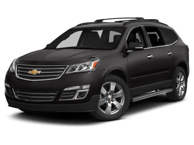 Photo Used 2014 Chevrolet Traverse LTZ For Sale Grapevine, TX