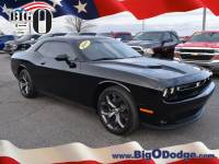 Certified Pre-Owned 2017 Dodge Challenger SXT Plus Coupe in Greenville, SC