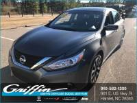2018 Nissan Altima Sedan Rockingham, NC