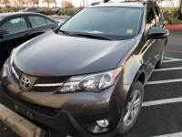 Certified 2015 Toyota RAV4 XLE SUV For Sale