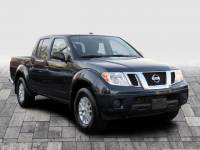 Certified Pre-Owned 2018 Nissan Frontier SV V6 4WD
