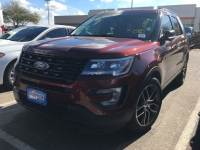 Used 2016 Ford Explorer Sport SUV V-6 cyl For Sale in Surprise Arizona