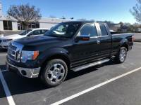 Used 2010 Ford F-150 2WD SuperCab 145 Lariat Pickup