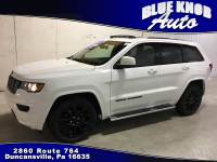2017 Jeep Grand Cherokee ALTITUDE SUV in Duncansville | Serving Altoona, Ebensburg, Huntingdon, and Hollidaysburg PA