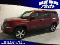 2016 Jeep Patriot HIGH ALTITUDE SUV in Duncansville | Serving Altoona, Ebensburg, Huntingdon, and Hollidaysburg PA