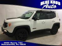 2018 Jeep Renegade Trailhawk 4x4 SUV in Duncansville | Serving Altoona, Ebensburg, Huntingdon, and Hollidaysburg PA