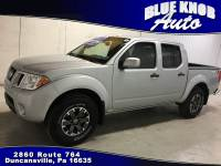 2018 Nissan Frontier PRO-4X Truck Crew Cab in Duncansville | Serving Altoona, Ebensburg, Huntingdon, and Hollidaysburg PA