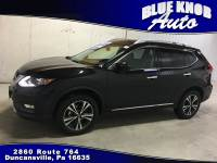 2018 Nissan Rogue SL SUV in Duncansville | Serving Altoona, Ebensburg, Huntingdon, and Hollidaysburg PA