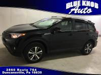 2018 Toyota RAV4 XLE SUV in Duncansville | Serving Altoona, Ebensburg, Huntingdon, and Hollidaysburg PA