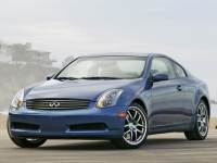 2006 INFINITI G35 Coupe Coupe Automatic