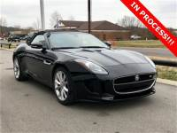 2014 Jaguar F-TYPE S Convertible