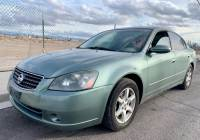 2006 Nissan Altima 2.5 S** LOW MILES* GREAT RELIABLE A TO B*