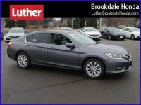 2013 Honda Accord Sedan EX-L Minneapolis MN | Maple Grove Plymouth Brooklyn Center Minnesota 1HGCR3F8XDA018735