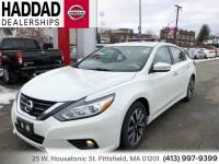 Used 2016 Nissan Altima 2.5 in Pittsfield MA