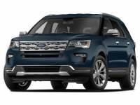 2018 Ford Explorer Limited SUV V-6 cyl