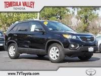 2012 Kia Sorento LX w/Convenience Package (A6) SUV Front-wheel Drive in Temecula