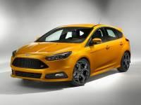 2015 Ford Focus ST ST Hatchback Front-wheel Drive