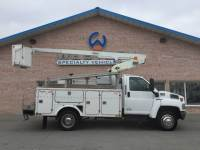 2003 GMC 4500 Bucket Truck