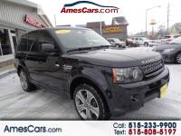 2012 Land Rover Range Rover Sport 4WD 4dr SC