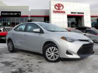 Certified Pre-Owned 2018 Toyota Corolla LE FWD 4dr Car