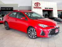 Certified Pre-Owned 2018 Toyota Corolla SE FWD 4dr Car