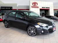 Certified Pre-Owned 2016 Toyota Corolla S Plus FWD 4dr Car