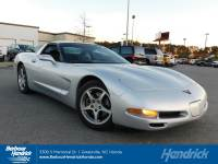 2002 Chevrolet Corvette 2dr Cpe Coupe in Franklin, TN