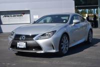 Pre-Owned 2015 LEXUS RC 350 Base (A8) Coupe For Sale Corte Madera, CA