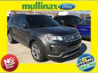 Used 2018 Ford Explorer Limited W/ Navigation, Twin Panel Moonroof SUV V-6 cyl in Kissimmee, FL