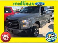 Used 2016 Ford F-150 XL Sport W/ 20 Wheels, Twin Panel Moonroof Truck SuperCrew Cab V-6 cyl in Kissimmee, FL