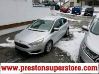 Certified Used 2017 Ford Focus SE Hatchback in Burton, OH